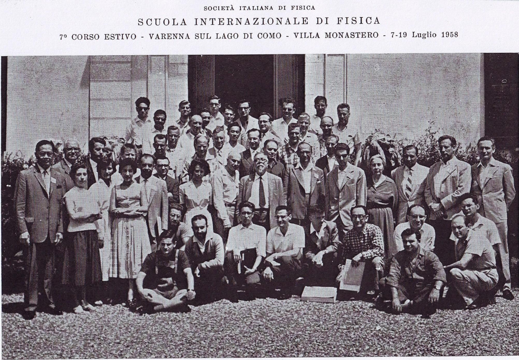 Scuola Internazionale di Fisica