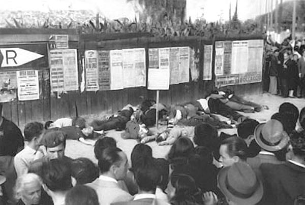 15 partigiani uccisi 1944