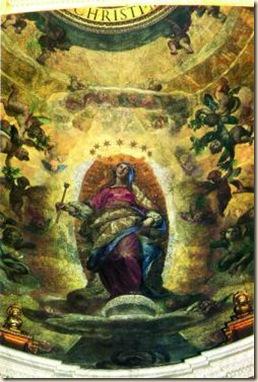 Cigoli, Assunzione, Santa Maria Maggiore in Roma