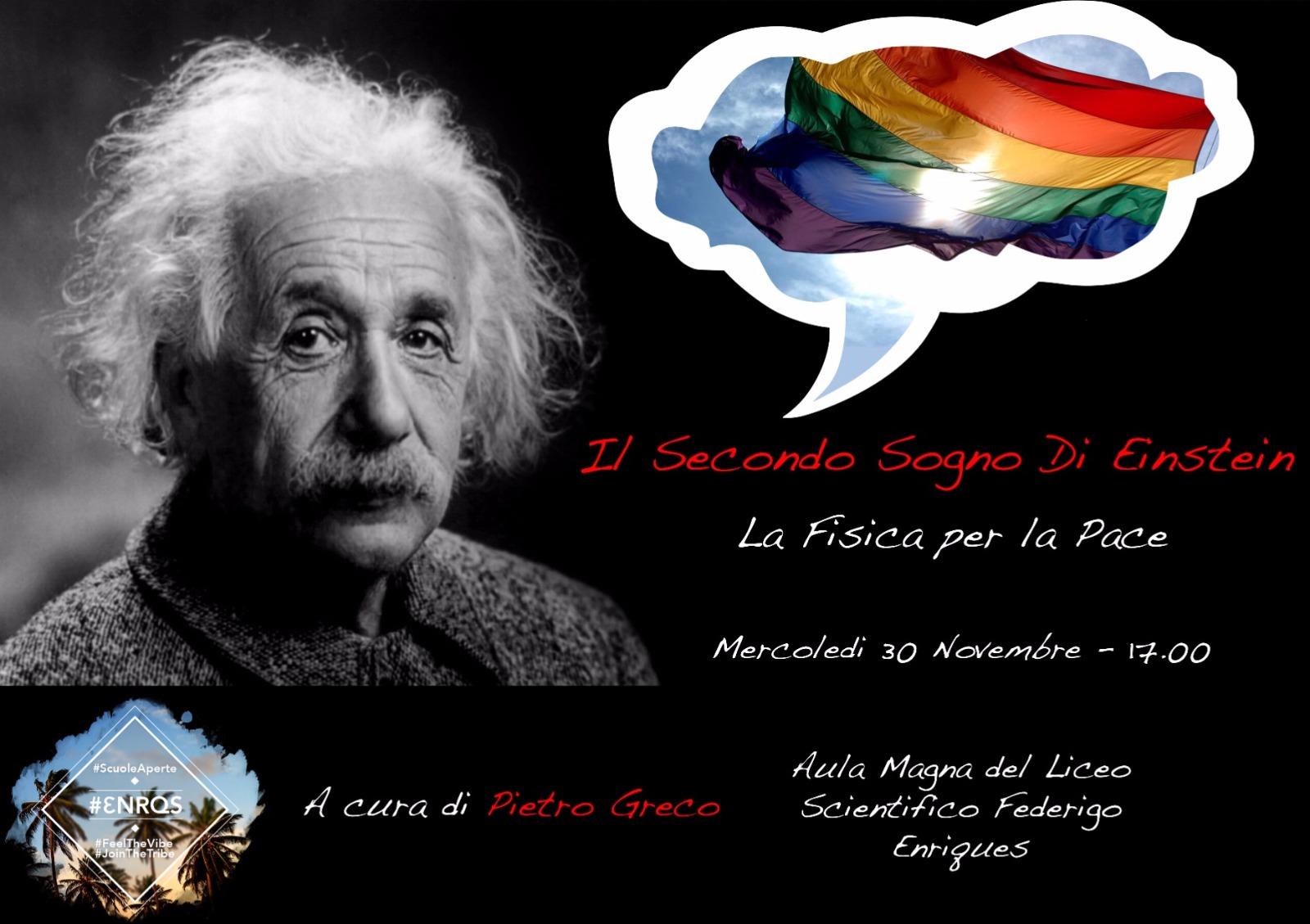 il secondo sogno di Einstein