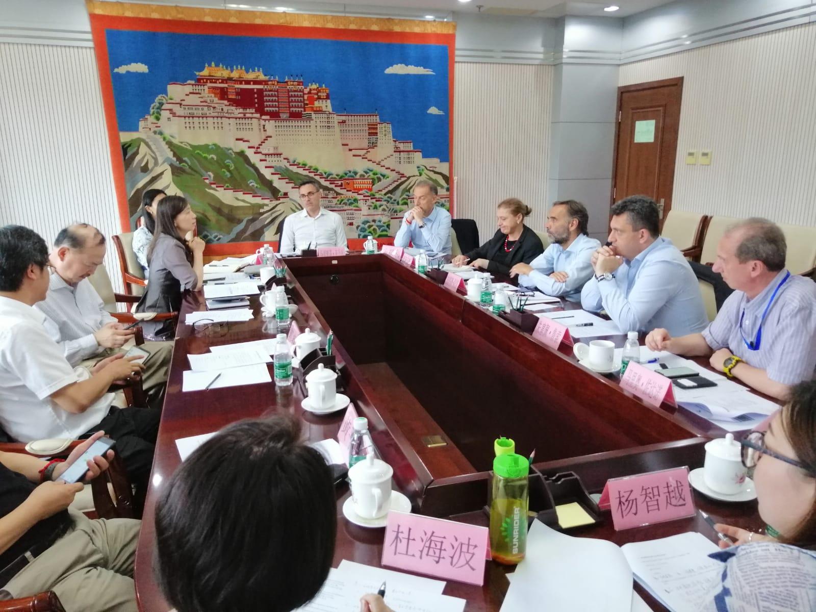 Pechino, missione Settimana Innovazione CIna-Italia 2019