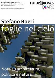 Foglie nel cielo. Note su Architettura, politica e natura @ Associazione Circolo Artistico Politecnico, Sala Comencini | Napoli | Campania | Italia