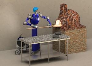 Dalla Pizza alla cura dell'uomo, le abilità del Robot RoDyMan @ Associazione Circolo Artistico Politecnico, Sala Comencini | Napoli | Campania | Italia