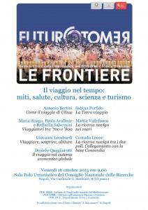 Il viaggio nel tempo: miti, salute, cultura, scienza e turismo @ ISSM – CNR, Via Cardinale G. Sanfelice 8 80131, Napoli