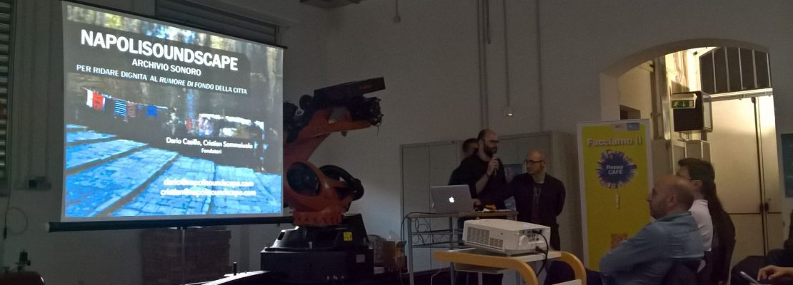 NapoliSoundScape: un archivio per conoscere i suoni di Napoli