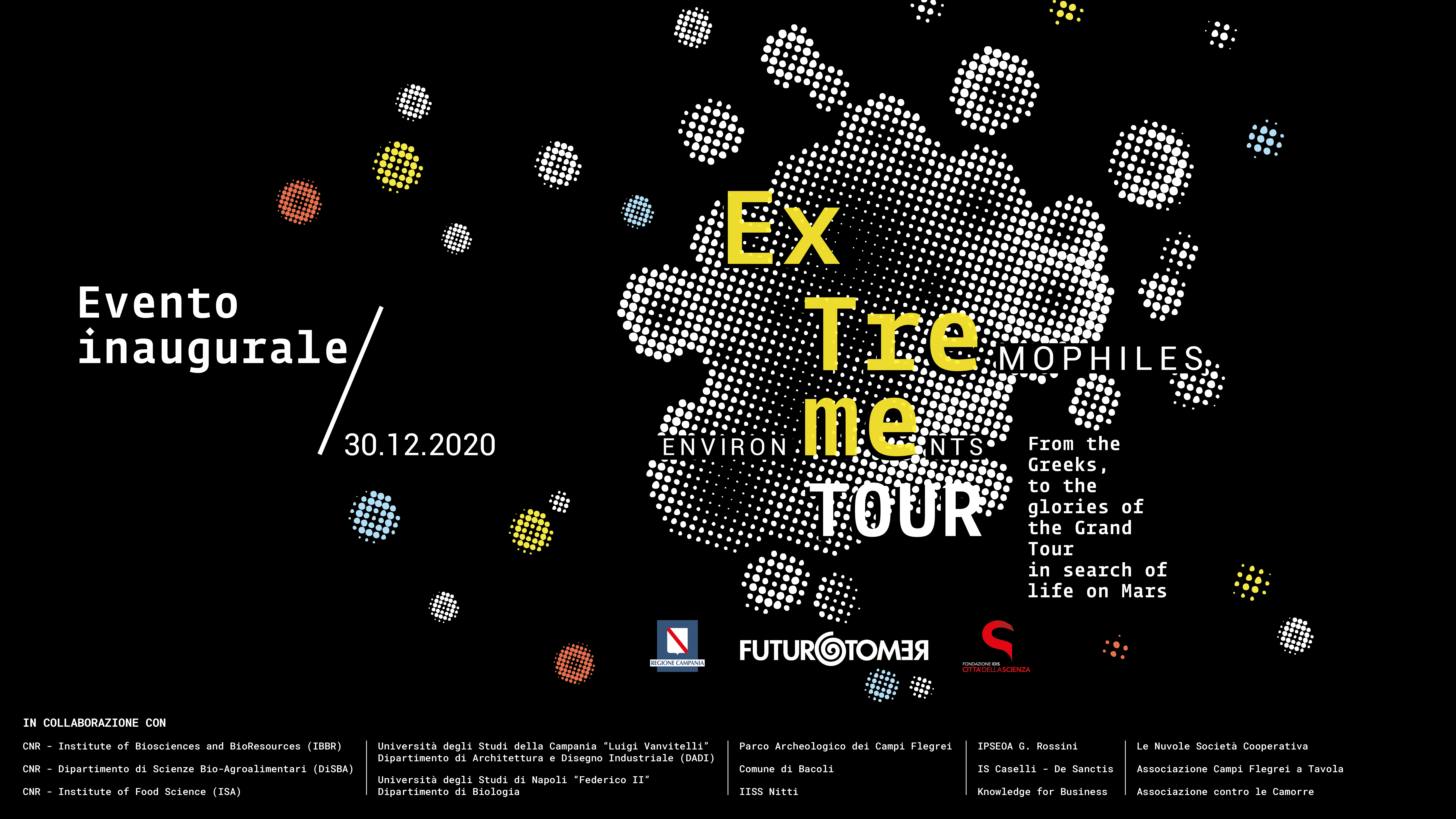Banner per Extreme Tour_ data evento + partner in basso