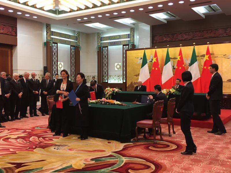 Business Forum Italia-Cina, intesa tra Regione Campania e Municipalità di Pechino