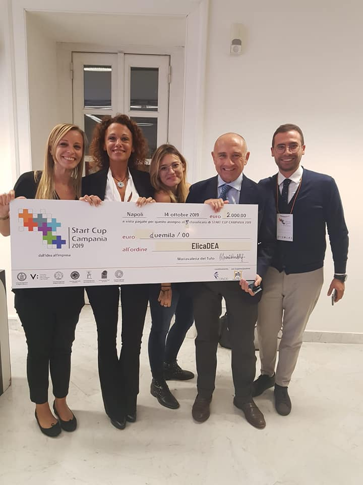 Campania StartCup 2019