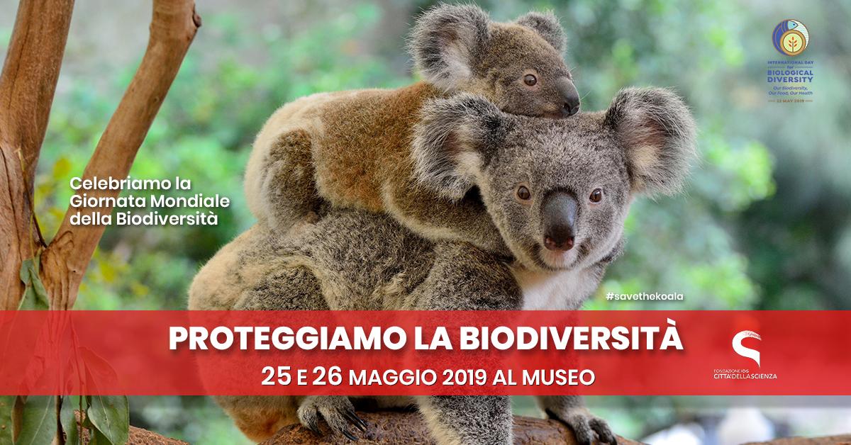 Celebriamo la giornata mondiale della biodiversità_maggio_Città della Scienza_ITA