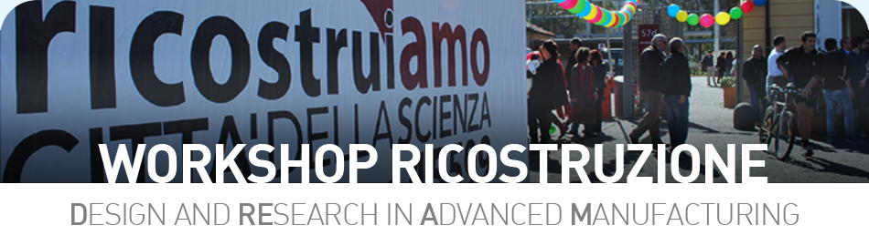 DREAM-Workshop-Ricostruzione