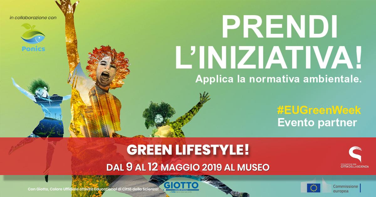 European Green Week_Città della Scienza_9 -12 maggio_ITA