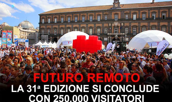 FUTURO REMOTO 2017 CHIUSURA ITA