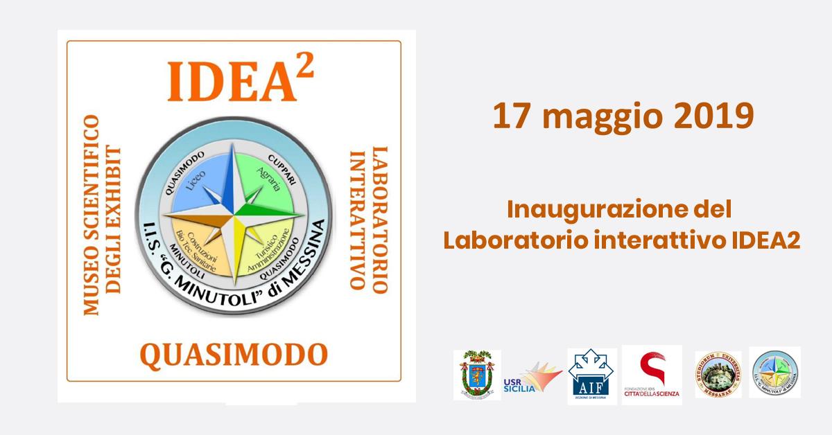 Inaugurazione laboratorio Quasimodo 2