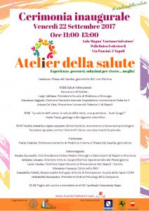 LOCANDINA DEFINITIVA CERIMONIA  INAUGURALE 22-09-2017-2