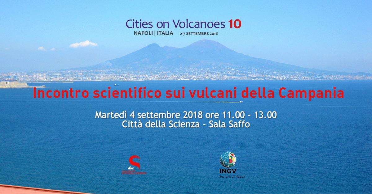 Locandina conv vulcanologia 4 settembre