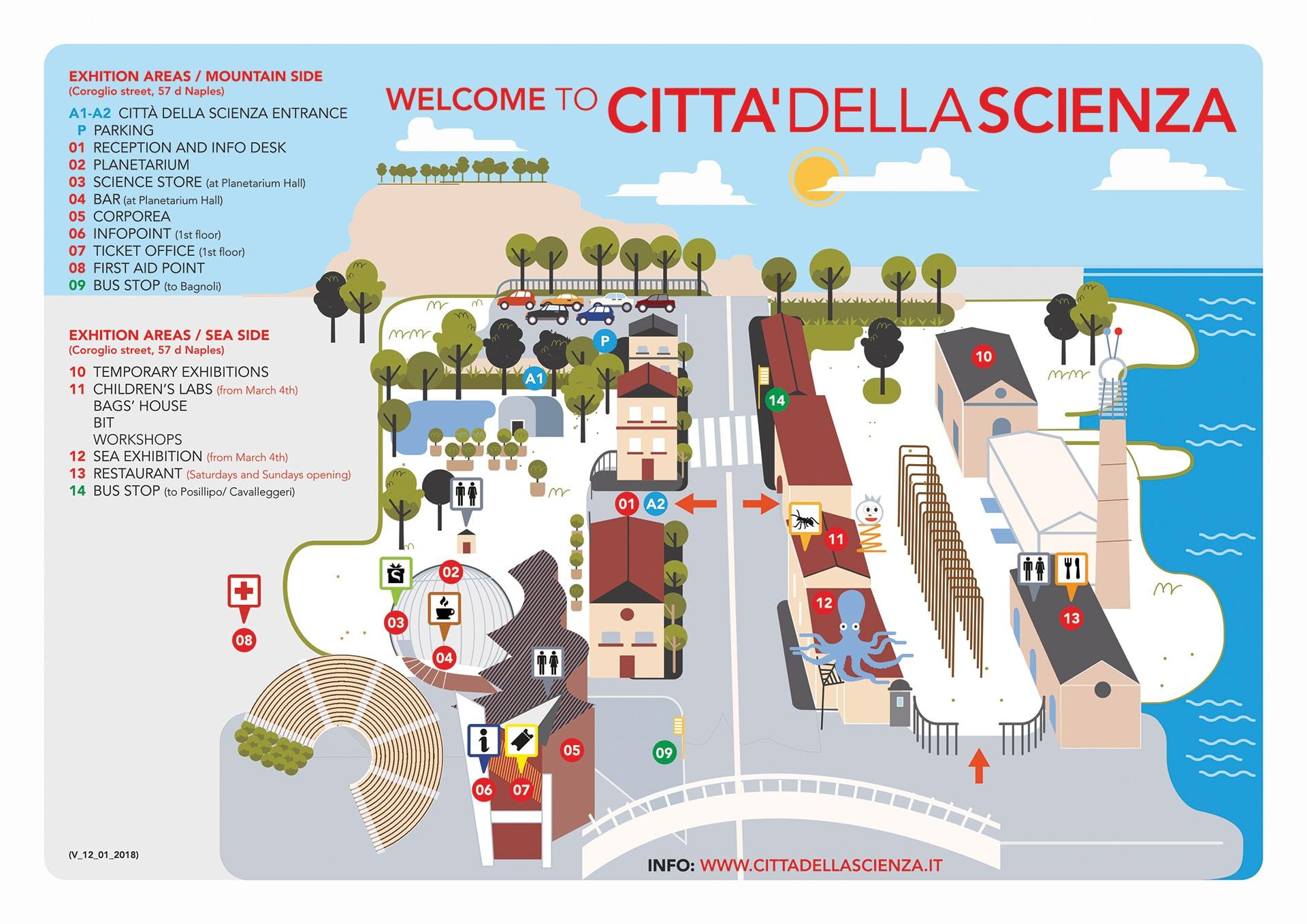MAP_Città_della_Scienza_SCIENCE_CENTRE