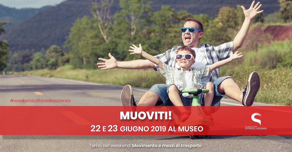 Muoviti - 22 e 23 giugno a Città della Scienza _ITA