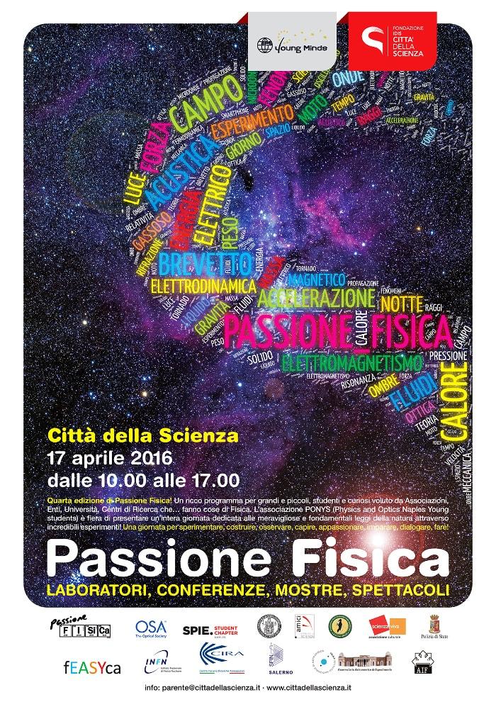 PASSIONE FISICA 2016
