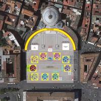 PIANTA PARAMETRICA reale Piazza del Plebiscito_2015_(conferenza