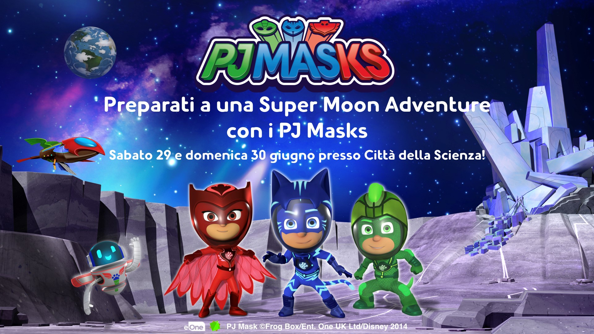 PJ Masks_save the date_Napoli