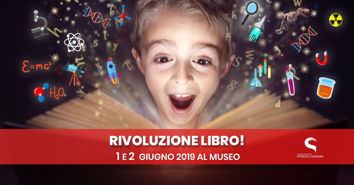Rivoluzione libro_1 e 2 giugno a Città della Scienza_ITA