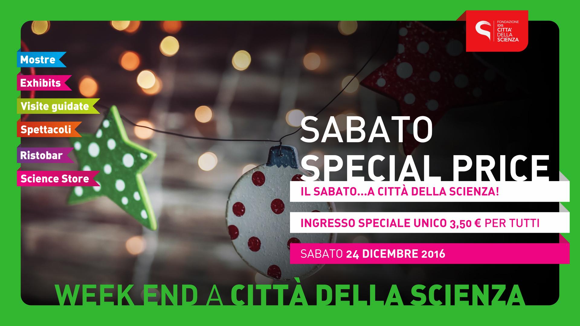 special price 24 dicembre