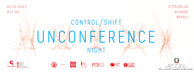 Unconference Night – ControlShift – Giovedì 2 febbraio 2017