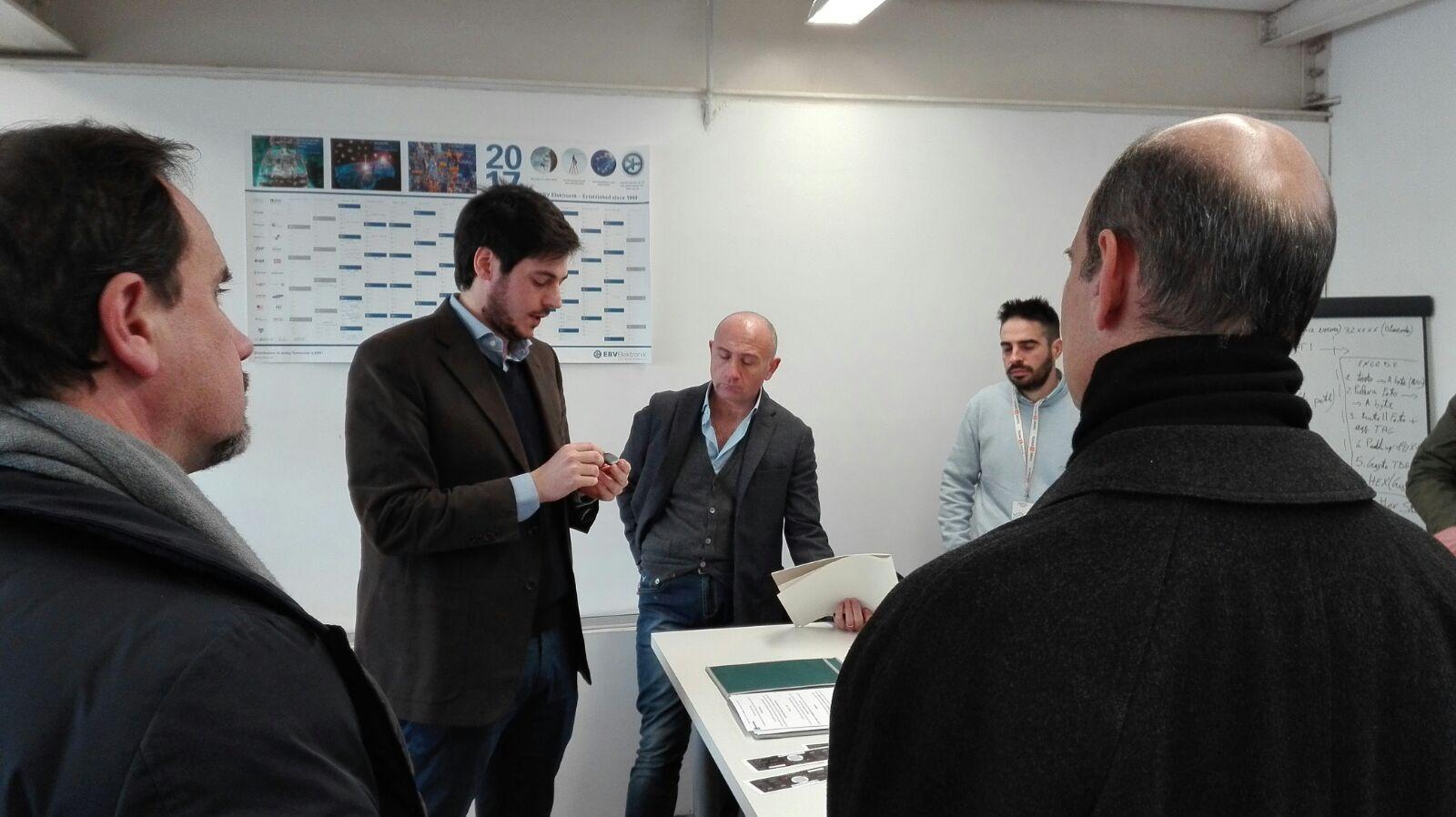 Yourdigital e Yourcfo a Città della Scienza3