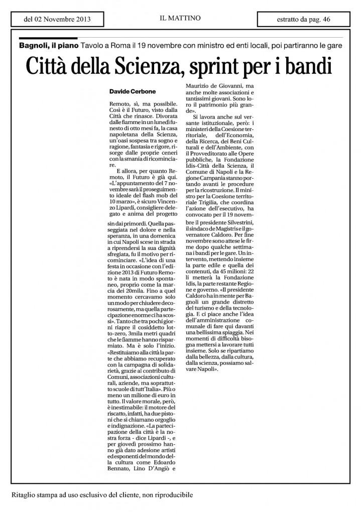articolo 2 novembre