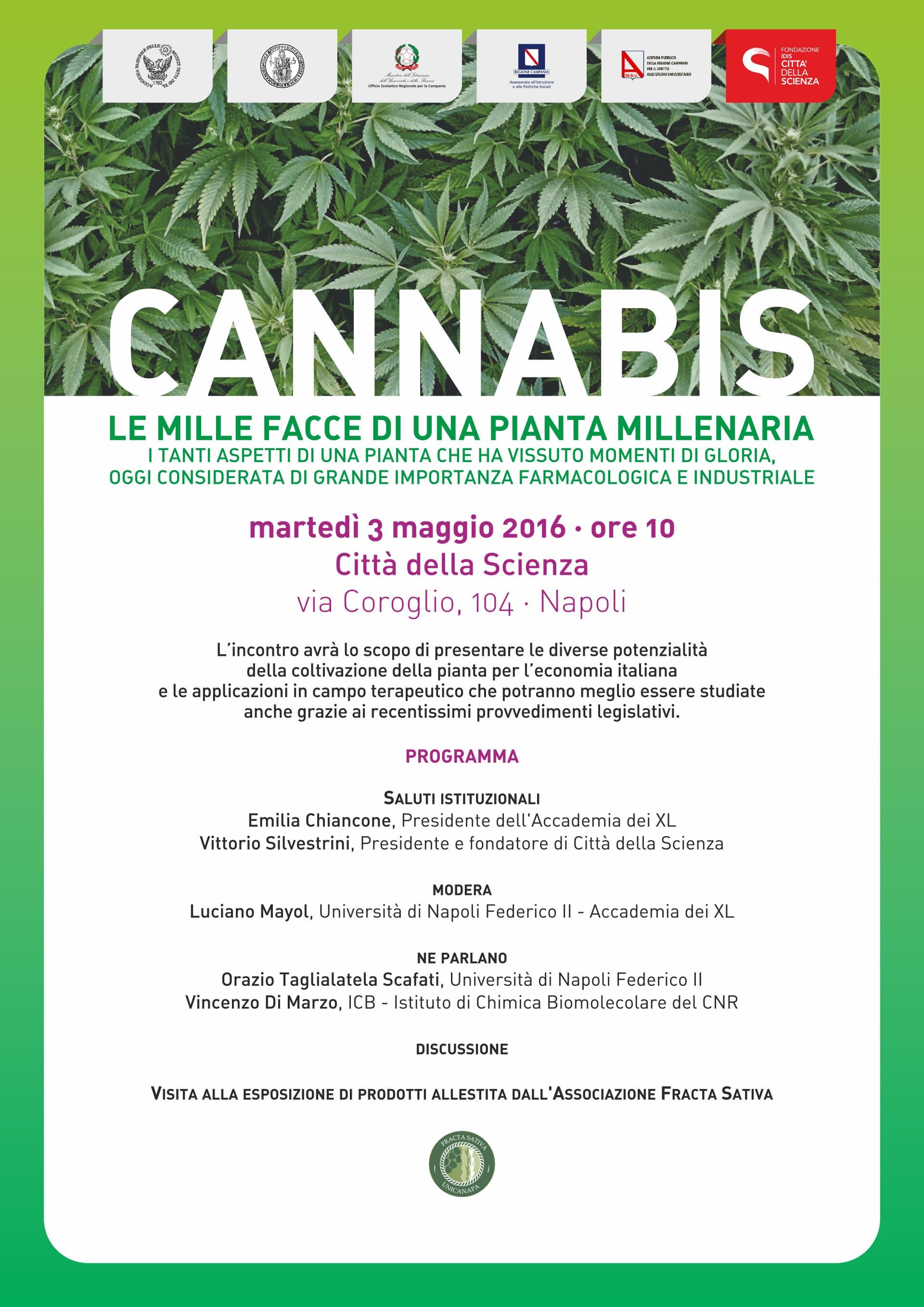 canapa cannabis 3 maggio 2016