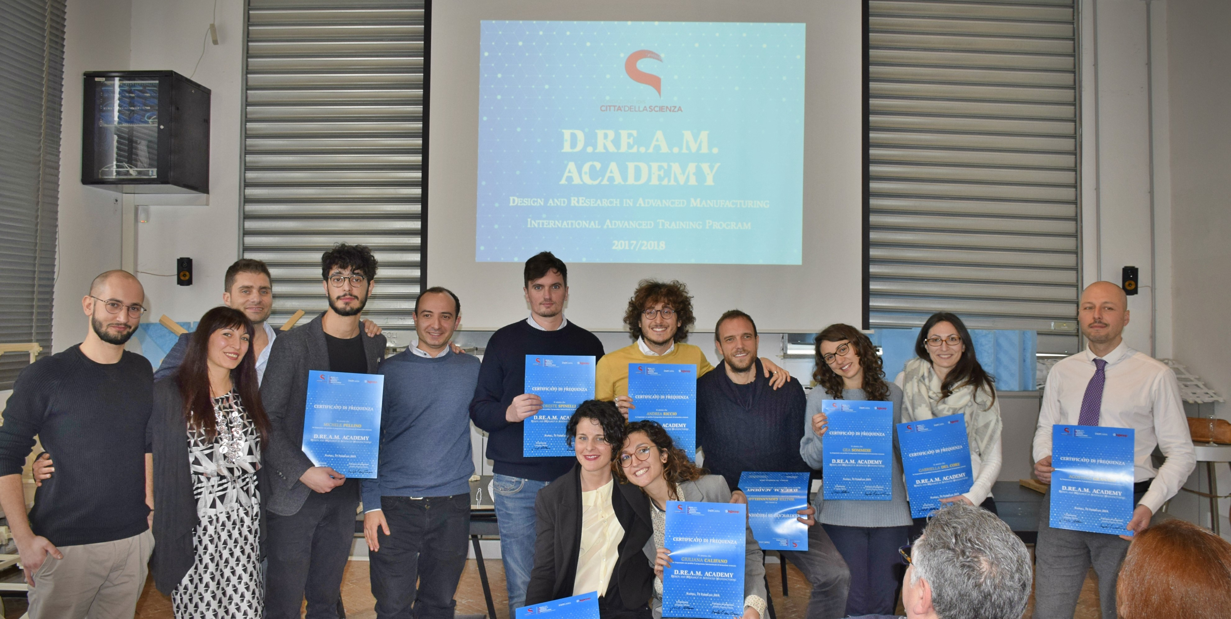 dream academy 2017