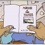 Morir et Voir Naples - Moebius