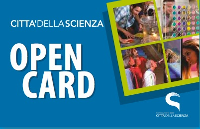 open card
