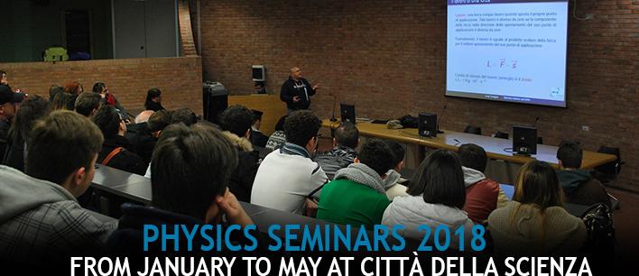 seminari di fisica 2018 ENG