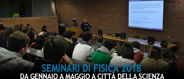 seminari di fisica 2018 ita