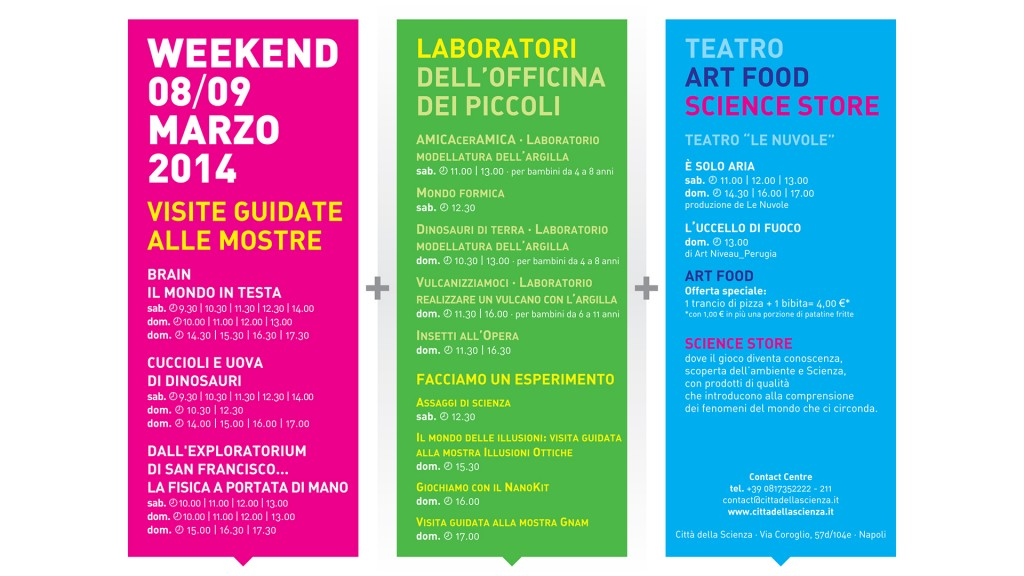 weekend8-9marzo_programma