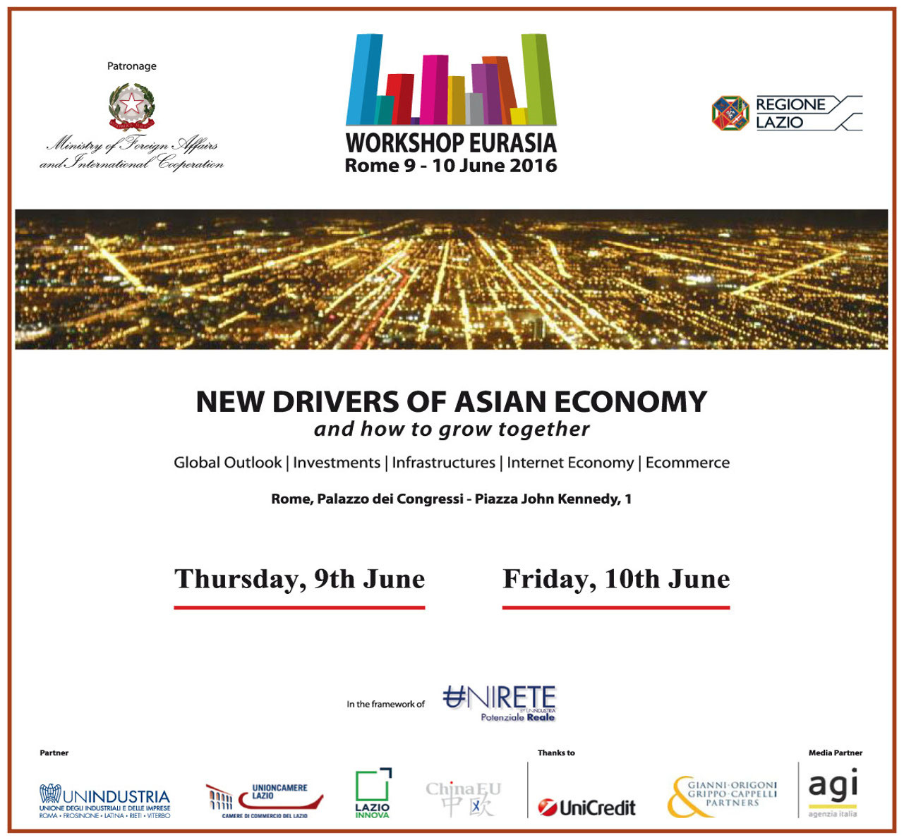 workshop asian economy